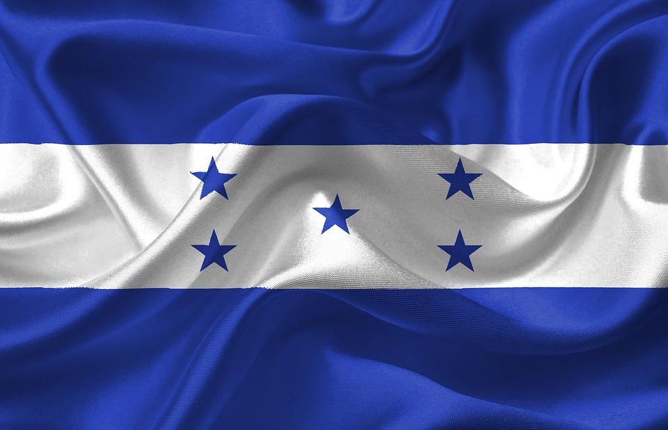 Honduras flag / Pixabay